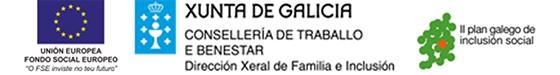 La Dirección Xeral de Familia e Inclusión financia el programa de Inclusión Social y Laboral