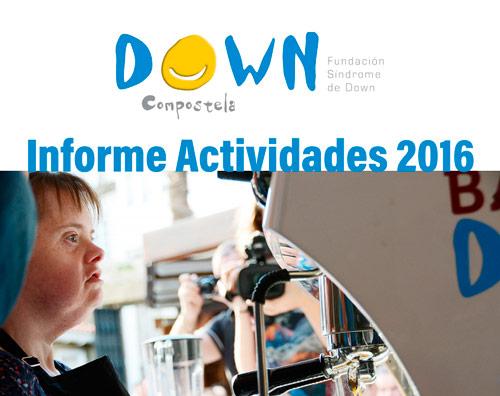 Informe Actividades 2016