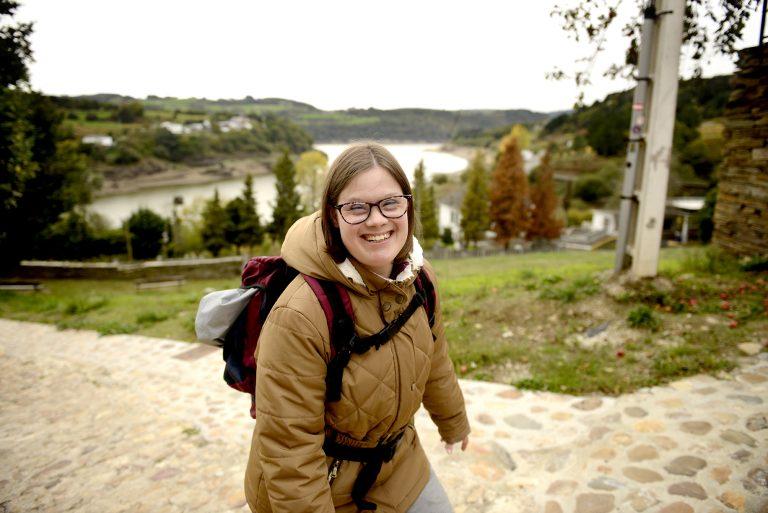 Carlota y Down Compostela ponen el broche de oro a la primera temporada de 'Hasta la vista'