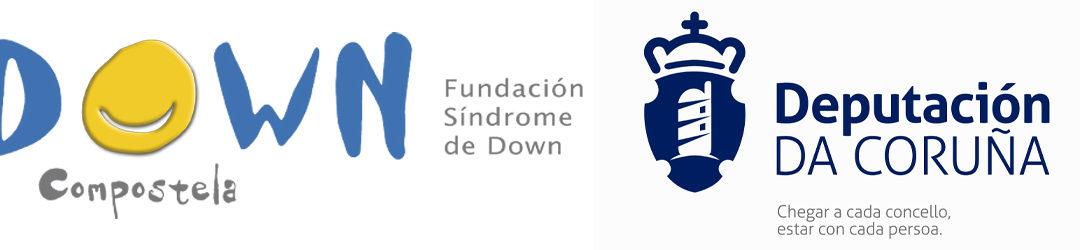 A Deputación da Coruña colabora na actualización de medios do SEPAP de Down Compostela