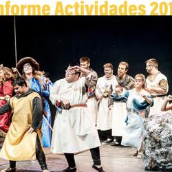 Informe Actividades 2017